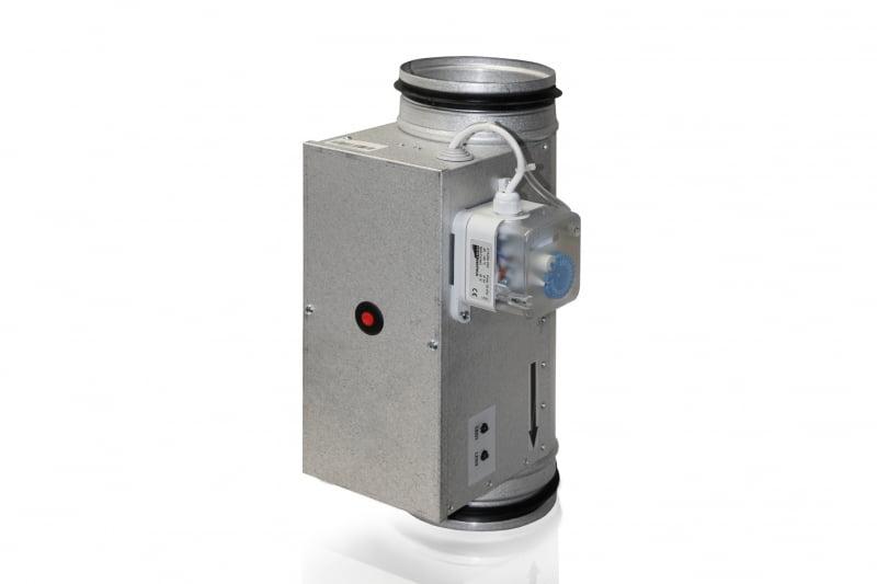 Elektrikli Isitici Dairesel hava sensoru